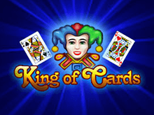 King Of Cards в казино Чемпион