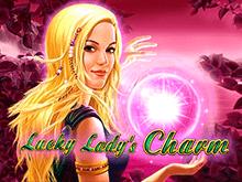 Lucky Lady's Charm - автоматы Чемпион на деньги