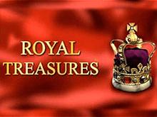 Royal Treasures - автоматы Чемпион на деньги