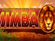 Игровые автоматы Победа African Simba