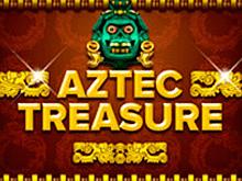 Игровые аппараты Чемпион Aztec Treasure