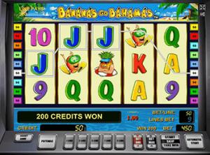 Бананы на багамах игровой автомат на андроид