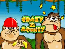 Crazy Monkey 2 в казино Чемпион