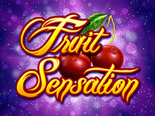 Fruit Sensation в казино Чемпион
