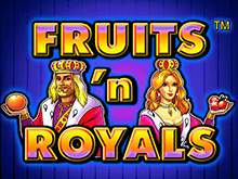 Fruits And Royals в казино Чемпион