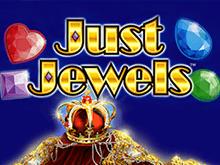 Игровые автоматы Победа на деньги Just Jewels
