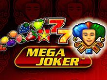 Играть в Mega Joker от казино Чемпион картинка логотип