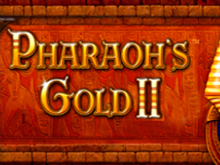 Игровые аппараты Чемпион Pharaohs Gold 2