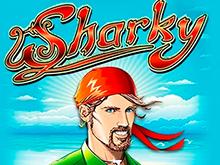 Играть в Sharky от игровых аппаратов Чемпион картинка логотип