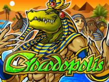 Популярный слот на деньги Крокодополис в казино онлайн