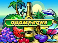 Играйте в автомат Шампань на деньги