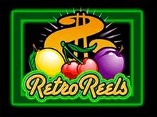 Играйте онлайн в игровой автомат Retro Reels от Microgaming
