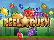 Играйте онлайн в игровой автомат Reel Rush от NetEnt