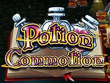 Potion Commotion – игровой автомат разработчика NextGen Gaming с призами и бонусами